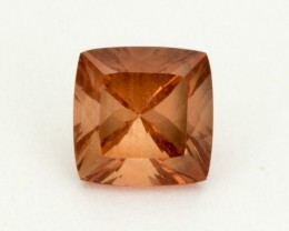 1.9ct Oregon Sunstone, Peach Square (S2100)