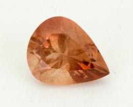 1.2ct Oregon Sunstone, Peach Pear (S2117)