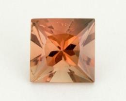 1.4ct Oregon Sunstone, Peach Square (S2123)