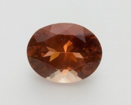 2.8ct Oregon Sunstone, Red Oval (S2041)