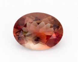 1ct Oregon Sunstone, Red Oval (S2052)