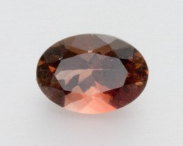 0.7ct Oregon Sunstone, Red Oval (S2071)