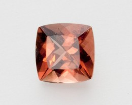 0.7ct Oregon Sunstone, Red Square (S2102)