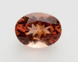1.1ct Oregon Sunstone, Red Oval (S2109)