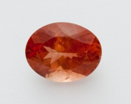 2ct Oregon Sunstone, Red Oval (S2118)