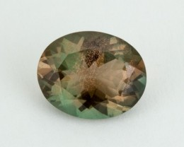 2.4ct Oregon Sunstone, Pink/Green Oval (S2092)
