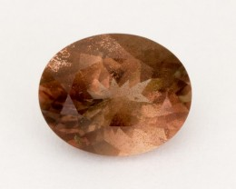 2.6ct Oregon Sunstone, Rootbeer Oval (S2105)