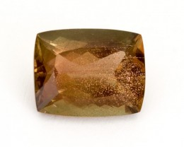 5ct Oregon Sunstone, Rootbeer Rectangle (S2122)