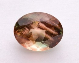 3.3ct Oregon Sunstone, RootbeerOval (S2120)