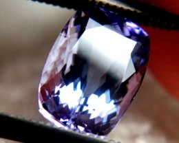 2.88 Carat IF/VVS1 African Tanzanite - Gorgeous Gem