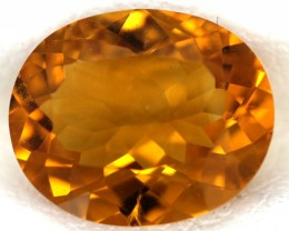 CITRINE NATURAL FACETED 2.65 CTS CG-36