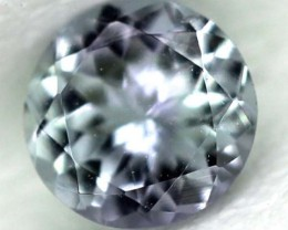 0.35  CTS  TANZANITE FACETED VIOLET BLUE GREEN RNG-52