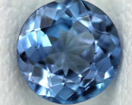 0.45  CTS TANZANITE FACETED VIOLET BLUE  RNG-58