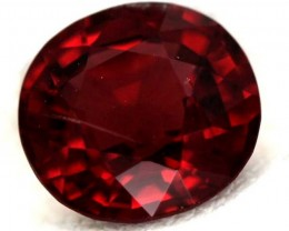 BLOOD RED SPINEL BURMA   2.12CTS TBM-92