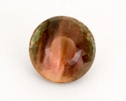 7.3ct Oregon Sunstone, Green/Peach Round (S477)