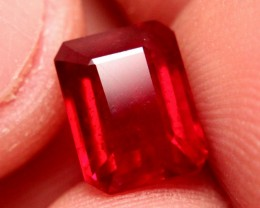 3.84 Ct. VVS/VS Pigeon Blood Ruby - Superb