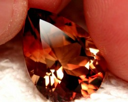 13.17 Carat VVS1 South American Natural Topaz - Gorgeous