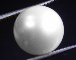 10 - 11 MM WHITE PEARL AAA GRADE ROUND-HIGH LUSTER [PF2364]