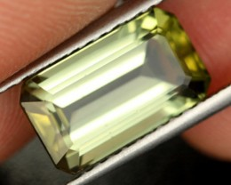 4.45 CTS VS LIGHT YELLOW NIGERIAN TOURMALINE [TRM41]