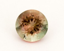 1.3ct Oregon Sunstone, Bicolor Rootbeer Round (S2165)