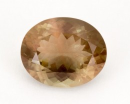 7.9ct Rootbeer Oval Oregon Sunstone(S2218)