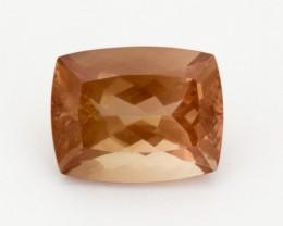 9ct Oregon Sunstone, Pink Rectangle (S2215)