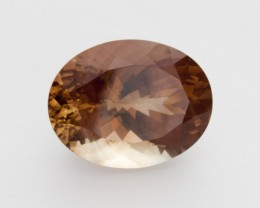 11.4ct Amber Rootbeer Oval Sunstone (S2222)