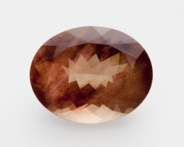 SALE WAS $4120 ~ 10.7ct Oregon Sunstone, Red Oval (S2223)