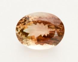 SALE WAS $3168 ~ 14.4ct Oregon Sunstone, Peach Oval (S2220)