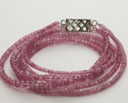 Spinel Bead Strands