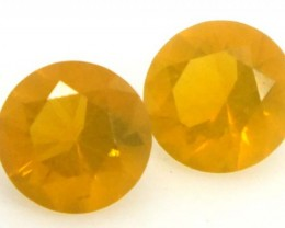 CITRINE FACETED STONE 1.20 CTS  TBG-1680