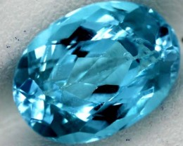 BLUE TOPAZ  5.40 CTS  PG-265