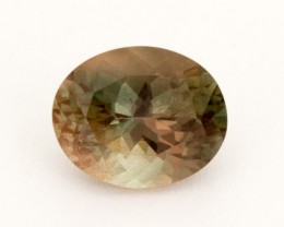 2.8ct Oregon Sunstone, Bicolor Oval (S2182)