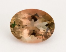 1.3ct Oregon Sunstone, Rootbeer Oval (S2183)