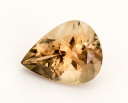 2.6ct Oregon Sunstone, Dichroic/Champagne Pear (S2185)