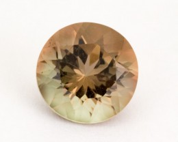 2.5ct Oregon Sunstone, Rootbeer/Champagne Round (S2196)