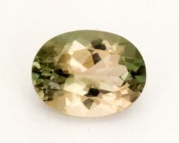 1.2ct Champagne Oval Oregon Sunstone, (S2199)