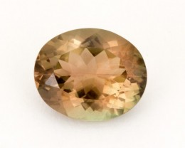 3.3ct Oregon Sunstone, Dichroic Oval (S2209)