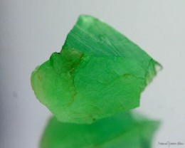 1.3 ct ROUGH AFGHANISTAN EMERALD ~ PANJSHIR L.B