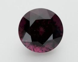 14.2ct Raspberry Rhodolite Garnet, Round (GR06)