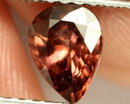 1.64 cts VVS African Champagne Zircon - (RZ8)