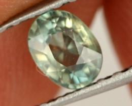0.54 cts VVS Natural Heated Green Ceylon Sapphire (RSA117)