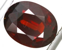 GARNET FACETED STONE  PG - 261