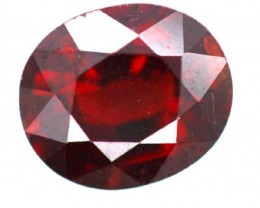 GARNET FACETED STONE 4.05 CTS PG - 266