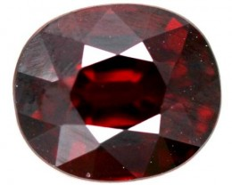 GARNET FACETED STONE 3 CTS PG - 275