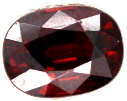 GARNET FACETED STONE 2.5 CTS PG - 278