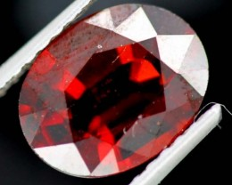 GARNET FACETED STONE 4.40  CTS PG - 272