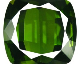 2.95 CTS GENUINE NATURAL ULTRA RARE GREEN TOURMALINE