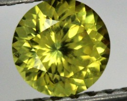 1.06 ct CERTIFIED YELLOW SAPPHIRE UNTREATED TBM-323