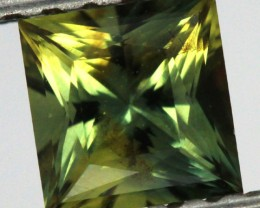 CERTIFIED YELLOW SAPPHIRE UNTREATED 1.06 CTS  TBM-324TRUEBLUEMINERALS